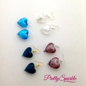 Heart Earrings 2