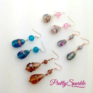 Rosebud Earrings 2