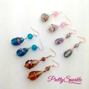 Rosebud Earrings 2